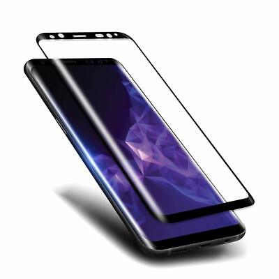 For Samsung Galaxy S9 S8 Plus - FULL COVER 3D Tempered Glass Screen Protector 2