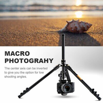 Professional Portable Tripod Ball Head for Canon Nikon Camera DSLR K&F Concept 9
