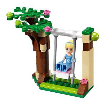 Lego Disney Princess 41055 CINDERELLA'S ROMANTIC CASTLE clock Prince NEW NISB 5