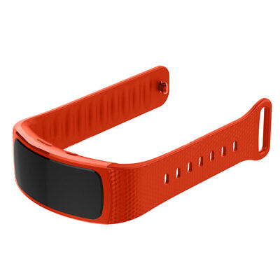 Replacement Wrist Band Silicone Strap Bracelet For Samsung Gear Fit 2 & Fit2 Pro 4