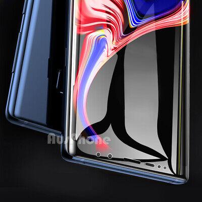 HYDROGEL AQUA FLEX Screen Protector Samsung Galaxy S9 S8 Plus Note 9 8 S7 Edge 8