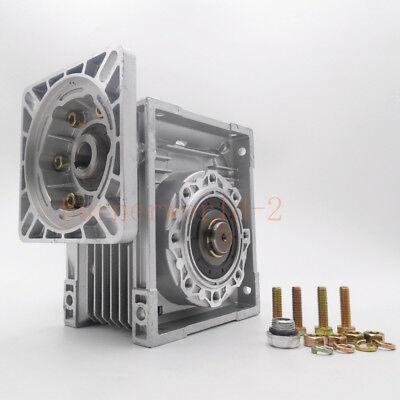 NMRV063 Worm Gear Speed Reducer NEMA52 Ratio 10 15 20 25 30 40 50 60 80 100:1 3