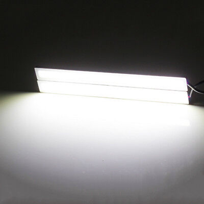 Waterproof 17cm COB Car LED Lights 12V for DRL Fog Light Driving lamp 5