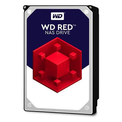 """Western Digital WD Red 1TB 2TB 3TB 4TB 6TB 8TB 10TB 3.5"""" NAS HDD SATA Hard Drive 2"""