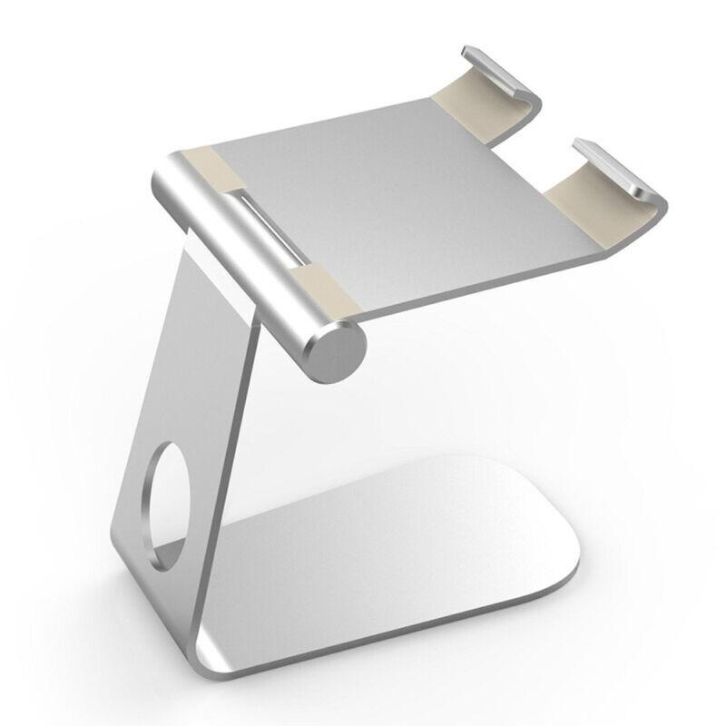 Universal Tablet iPad Ständer Winkel verstellbar für 7-13-Zoll-Tablet Silber 4