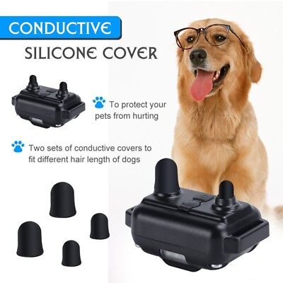 Rechargeable 2600 FT Remote Dog Training Shock Collar Waterproof Hunting Trainer 8