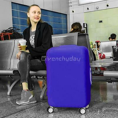 """20-28"""" Luggage Protector Elastic Colorful Cover Bags Dustproof Anti Scratch New 2"""