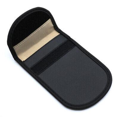 UK Car Key Signal Blocker Case Faraday Cage Fob Pouch Keyless RFID Blocking Bag 5