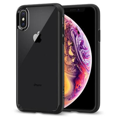 iPhone X/XS,XS MAX,XR Spigen® [Ultra Hybrid] Hybrid Bumper Shockproof Case Cover 2