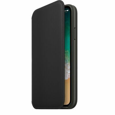 Genuine Leather Folio Flip Wallet Case Cover For Apple iPhone XR XS 6S 7 8 Plus 4