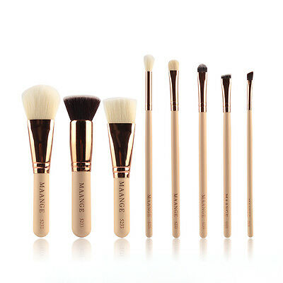 Pro Makeup Set Brushes Powder Foundation Eyeshadow Eyeliner Brush Lip Brush Tool 5