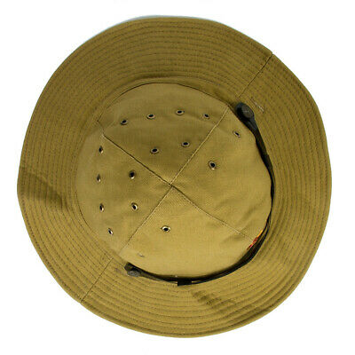 Tactical Boonie Hat Military Camo Bucket Wide Brim Sun Fishing Bush Booney Cap 4