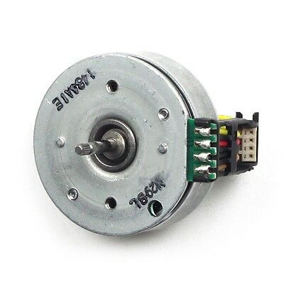 Japan Mitsumi DC Brushless Motor Outer Rotor Micro 3-Phase 9-Pole Coil Motor