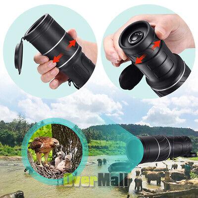 40X60 Binoculars with Night Vision BAK4 Prism High Power Waterproof 8
