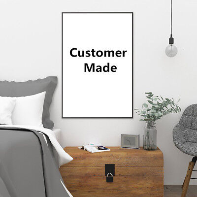 personalized Custom Made Canvas Wall Art Painting Poster Unframed 2