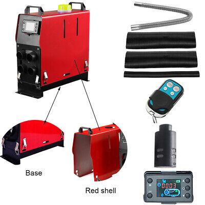 12V 5KW Diesel Air Heater Remote Control LCD Display For Truck Van Motorhome UK 7