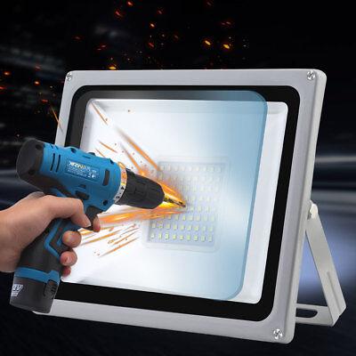 LED Flutlicht Fluter Strahler SMD Außen Scheinwerfer 10W 20W 30W 50W 100W 1000W 6