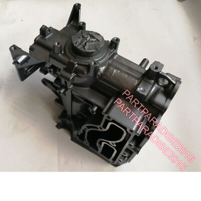 For 63V-15100-02-1S Crankcase Assy 2 Stroke Yamaha 9.9HP 15HP Outboard Engine