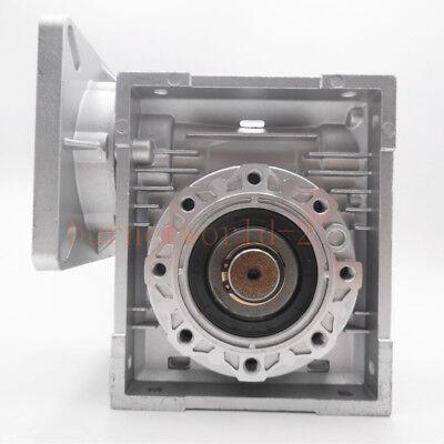 NMRV063 Worm Gear Speed Reducer NEMA52 Ratio 10 15 20 25 30 40 50 60 80 100:1 5