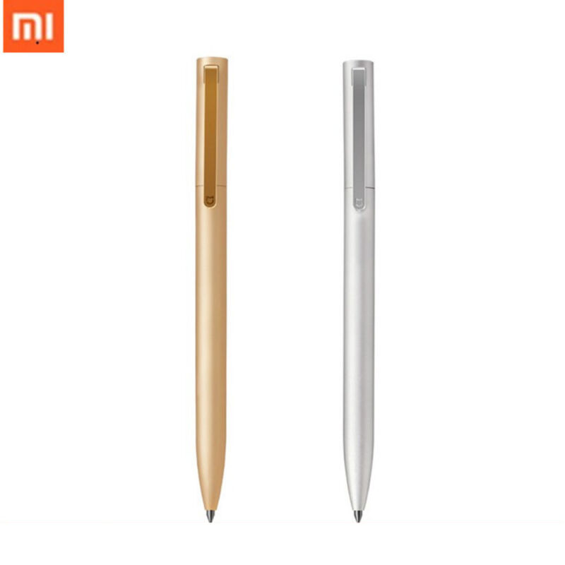 Xiaomi Mijia Signing Pens 9.5mm Refill Black PREMEC Smooth Sign Pen Hot