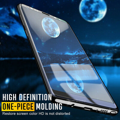 Samsung Galaxy S9 S8 Plus Note 9 8 NUGLAS Full Tempered Glass Screen Protector 3