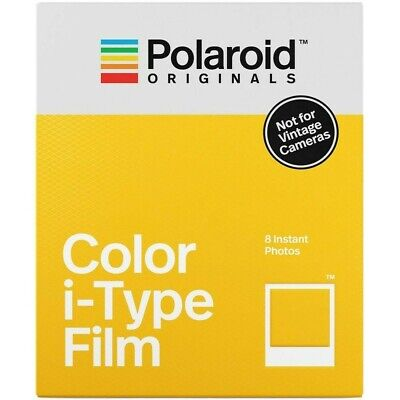 Polaroid Originals Color Glossy Instant Film for i-Type OneStep2 Cameras- 5 Pack 2