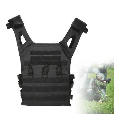 Tactical Weste Paintball Einsatz Weste Assault Vest Taktische Weste Security NEU