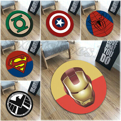 Super Hero Kinder Avengers Teppich Bodenmatte Badezimmer Rutschfeste Matten DE