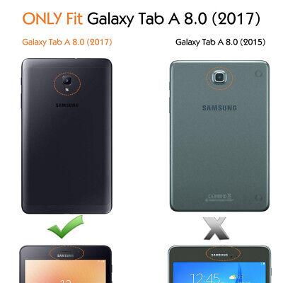 "AU For Samsung Galaxy Tab A 8.0"" 2017 Tablet Kids EVA Safe Shockproof Cover Case 3"