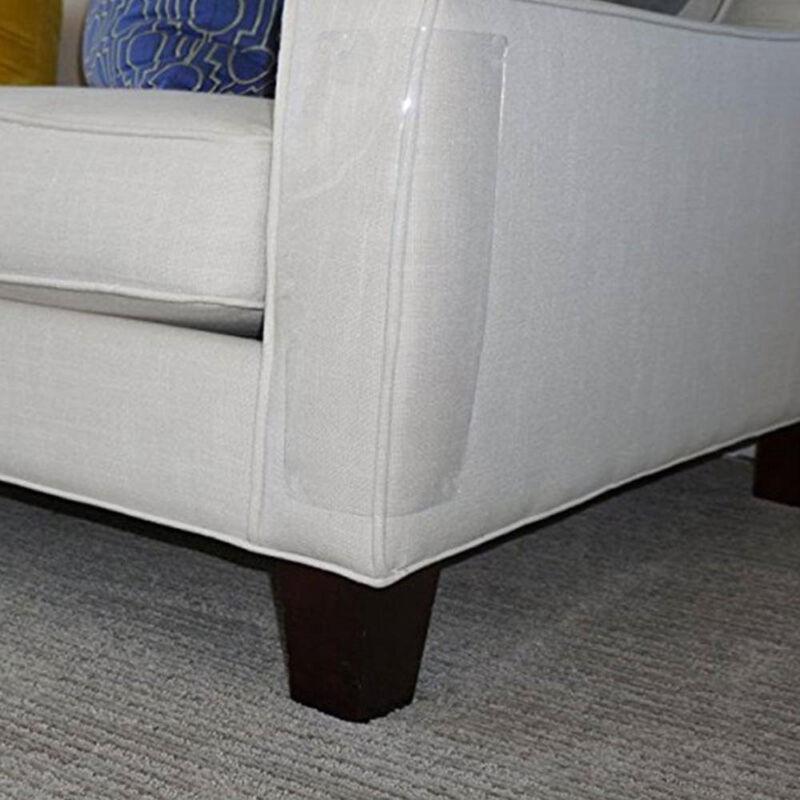 2Pcs Cat Scratch Guard Mat Pet Cat Scratching Post Furniture Sofa Seat Protector 8