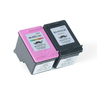 2PK ink for HP 63XL 3636 4520 4522 200 250 3830 3831 3832 3833 3834 4650 2
