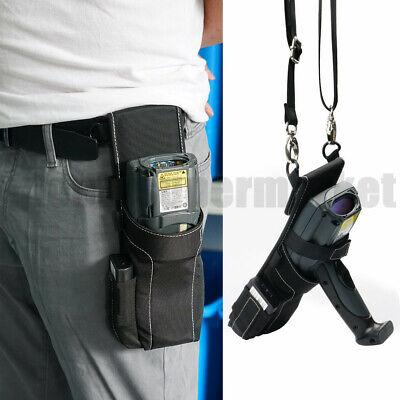 Universal Shoulder Holster Bag For Honeywell Barcode Scanner LXE MX7 MX8 7
