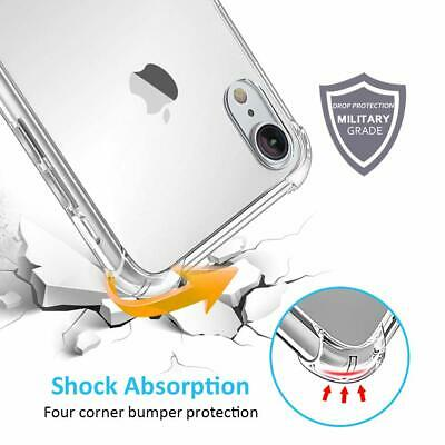 Coque Iphone Xr Xs Max Silicone Tpu Antichoc Renforcé Etui Housse Protection 7