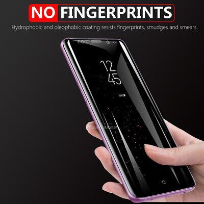 Samsung Galaxy S10 5G S9 S8+ S10e Note 10 9 8 HYDROGEL FLEX Screen Protector 8