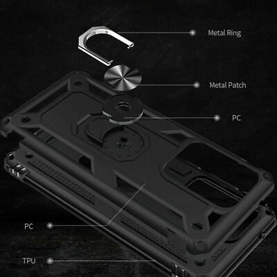 For Samsung Galaxy S10 S20 Plus Ultra S10e Case Heavy Duty Magnetic Tough Cover 3