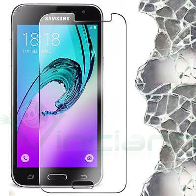 Pellicola Vetro Temperato per Samsung Galaxy S7/S6/S5/A5/A3/A6/A7/J3/J5/J7/2017 2