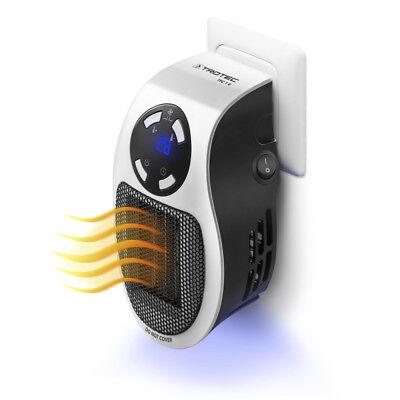 TROTEC Mini Chauffage pour Prise Murale TFC 1 E   Radiateur Soufflant Convecteur 7