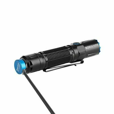 OLIGHT M2R PRO Warrior 1800 LM Rechargeable LED Flashlight w/ 2x 21700 Batteries 5