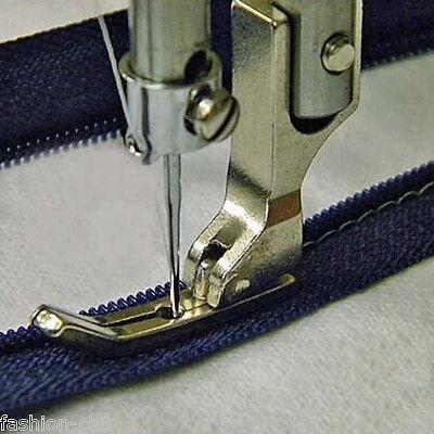 40X STAINLESS INDUSTRIAL Zipper Presser Foot P40 For Brother Juki Amazing Juki Sewing Machine Presser Feet