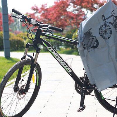 Waterproof Rain Dust Bike Bicycle Cycling Outdoor Cover Protector UV Resistant 5