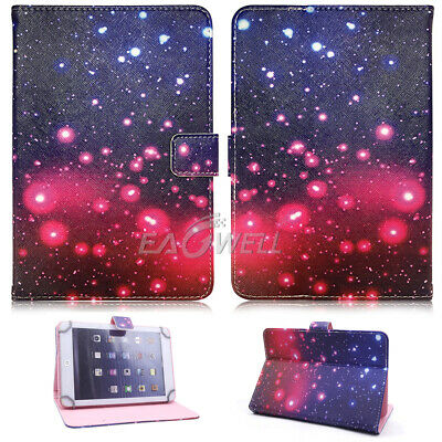 "For Apple iPad 2 3 4/Air/Mini/Pro 9.7"" 10.2"" Universal Leather Stand Case Cover 6"
