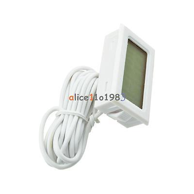 LCD Digital Thermometer for Fridge/Freezer/Aquarium/FISH TANK Temperature 9