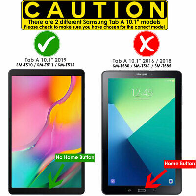 "2 Pack TECHGEAR Screen Protectors for Samsung Galaxy Tab A 10.1"" 2019 T510 /T515 3"