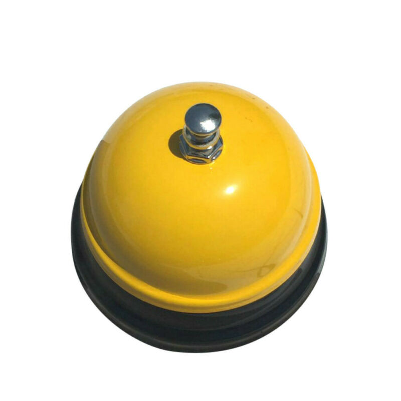 Hotel Counter Desk Bell Ring Reception Restaurant Kitchen Bar Service Call Ring 5