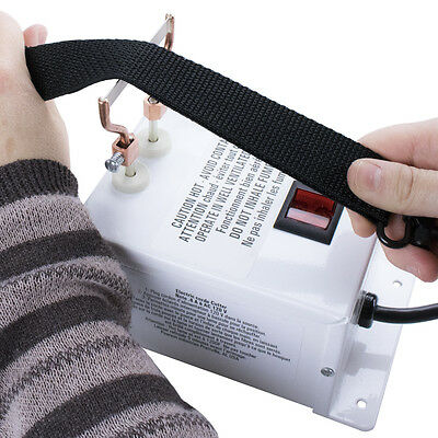 Premium Electric Rope Cutter Thermal Hot Blade Knife for Paracord Cord 120V 48W