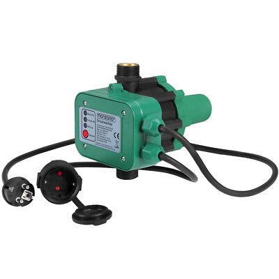 Contrôleur de pression pour pompe - Pressostat 10 bar avec câble Monzana 4