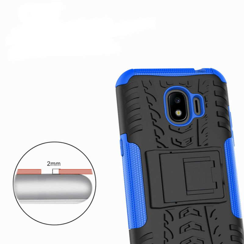 For Samsung Galaxy J2 Pro 2018 Hybrid Armor Case Shockproof Hard Cover Phone 10