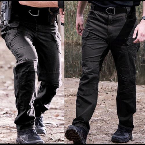 8084e42135b5 pantalone da lavoro multi tasche COTONE UOMO CARGO WORKER taglie forti  officina 2 2 di 12 ...