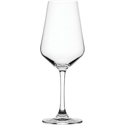 Paşabahçe Lead-Free Cuvée Crystal Wine Glasses Set of 6 Party Goblets 33cl NEW