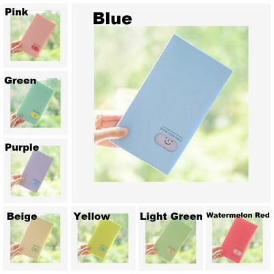 120 Pockets Collection Photocard Book Lomo Card Holder Photo Album Card Stock 3